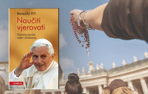 """Na konferenciji za medije predstavljena knjiga Benedikta XVI. """"Naučiti vjerovati"""""""