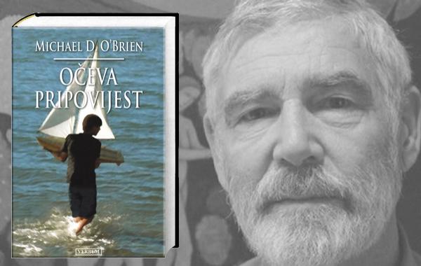 """""""Očeva pripovijest"""" Michaela D. O'Briena u knjižarama"""