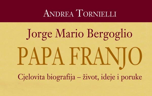 Prva cjelovita biografija novoga Pape u hrvatskim knjižarama