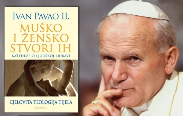 """Na konferenciji za medije predstavljen drugi svezak cjelovite Teologije tijela Ivana Pavla II. """"Muško i žensko stvori ih"""""""