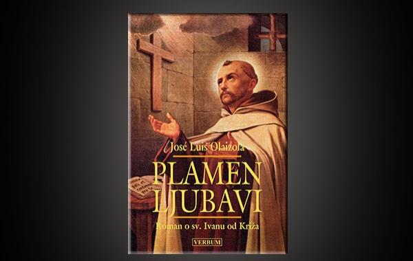 "Predstavljen roman ""Plamen ljubavi"" Joséa Luisa Olaizole o sv. Ivanu od Križa"