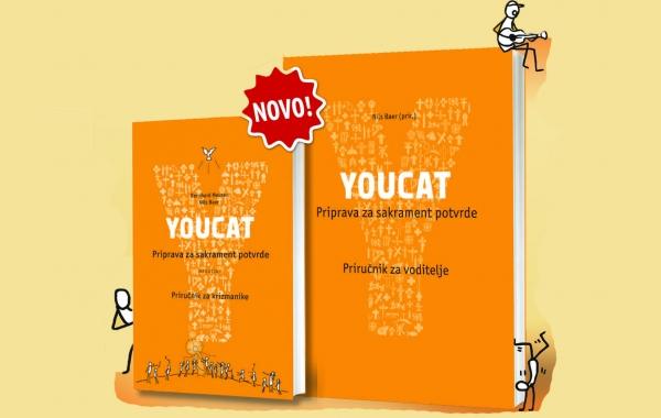 Novi priručnici YOUCAT za krizmanike i voditelje u knjižarama!