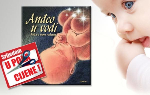 """""""Anđeo u vodi"""" 28. kolovoza u pola cijene u Verbumu"""