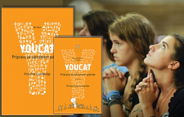 Predstavljeni novi Youcat priručnici za krizmanike i voditelje