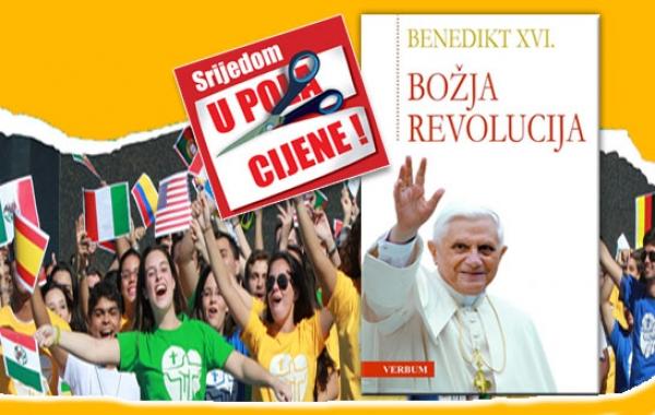 """Knjiga """"Božja revolucija"""" 6. studenoga u pola cijene u Verbumu"""