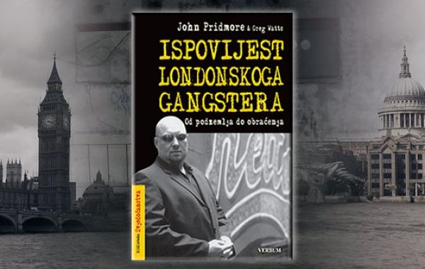 """Predstavljena nova knjiga u biblioteci Svjedočanstva –  """"Ispovijest londonskoga gangstera"""""""