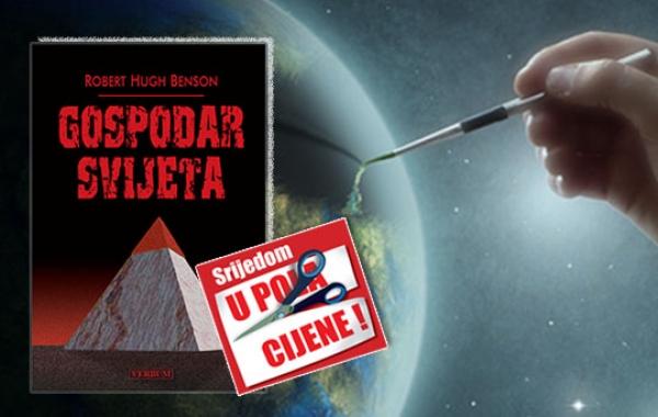"""""""Gospodar svijeta"""" 13. studenoga u pola cijene u Verbumu"""