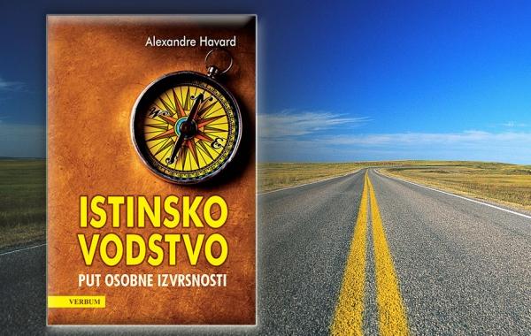 """Na konferenciji za medije predstavljena knjiga """"Istinsko vodstvo"""" Alexandrea  Havarda"""