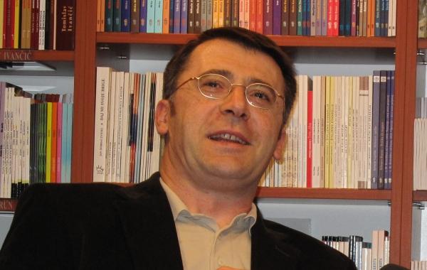 """Susret s autorom"" fr. Franom Prcelom"