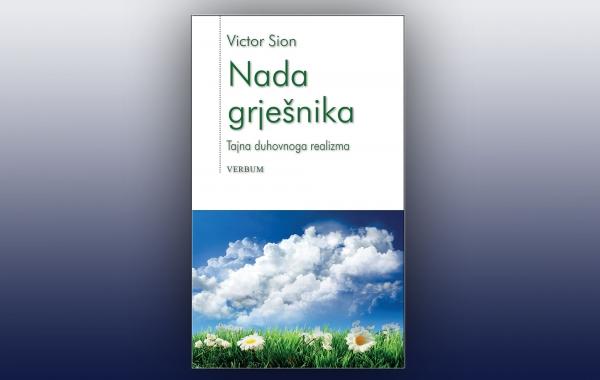 """Na konferenciji za medije predstavljena knjiga """"Nada grješnika"""" Victora Siona"""