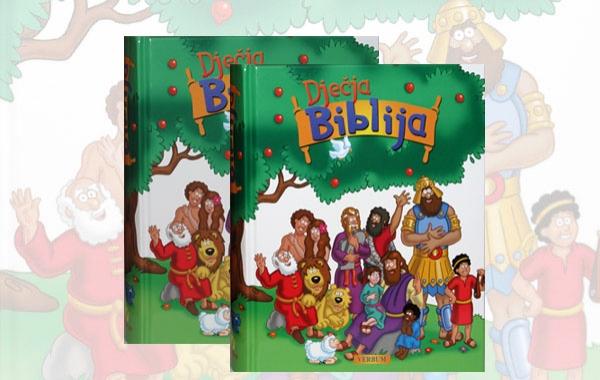 """""""Dječja Biblija"""" ponovno u prodaji"""