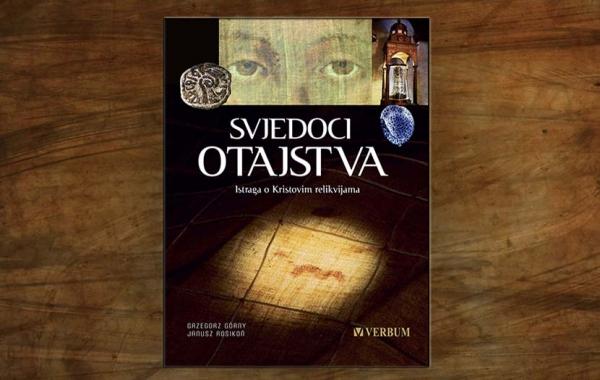 """Predstavljena knjiga """"Svjedoci otajstva. Istraga o Kristovim relikvijama"""""""
