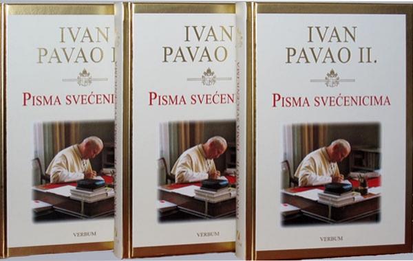 """Objavljena """"Pisma svećenicima"""" Ivana Pavla II."""