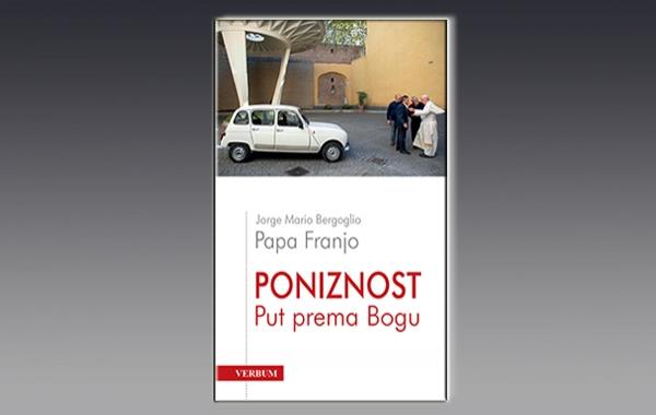 Nova knjiga pape Franje