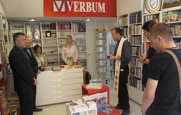 Otvorena nova Verbumova knjižara na Splitu 3