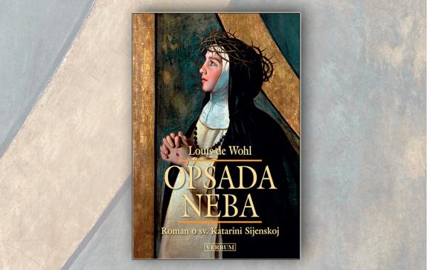 Predstavljen roman Louisa de Wohla o sv. Katarini Sijenskoj