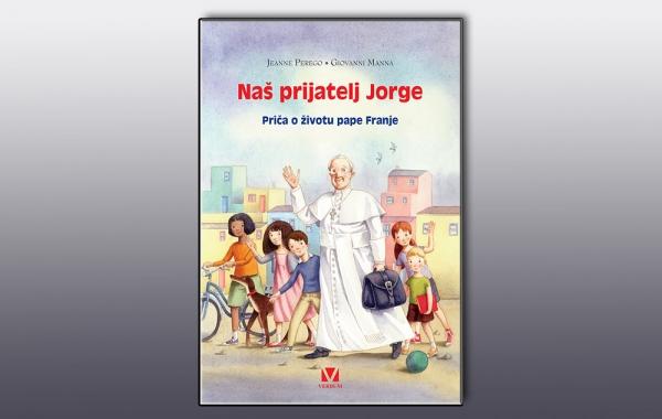 "Predstavljena prva slikovnica o papi Franji ""Naš prijatelj Jorge"""