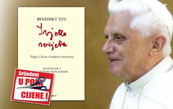 """Knjiga """"Svjetlo svijeta"""" 23. srpnja u pola cijene u Verbumu"""