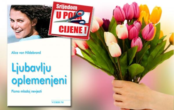 """Knjiga """"Ljubavlju oplemenjeni"""" 30. srpnja u pola cijene u Verbumu"""