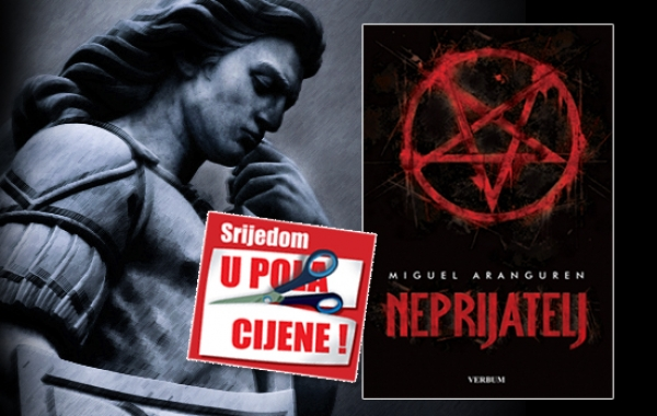 """Knjiga """"Neprijatelj"""" 6. kolovoza u pola cijene u Verbumu"""