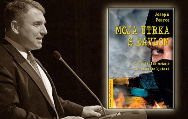 """Svjetski bestseler """"Moja utrka s đavlom"""" Josepha Pearcea u hrvatskim knjižarama!"""