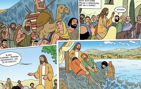 """Predstavljena """"Biblija u stripu"""""""