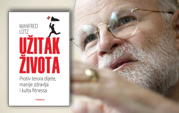 """U knjižare stigla knjiga o rizicima i nuspojavama kulta zdravlja """"Užitak života"""""""
