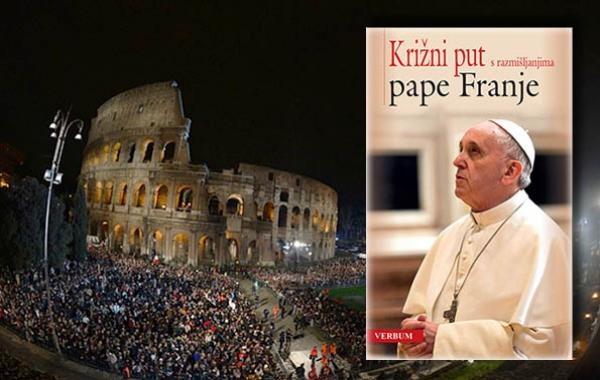 Križni put pape Franje dostupan u knjižarama
