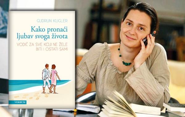 "Predstavljena knjiga ""Kako pronaći ljubav svoga života"" Gudrun Kugler"