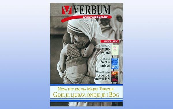 Dostupan novi besplatni informativni Verbumov časopis za jesen-zimu 2010.