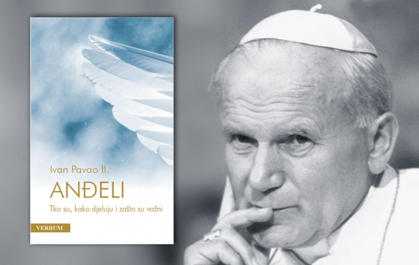 """Predstavljena knjiga  """"Anđeli"""" sv. Ivana Pavla II."""
