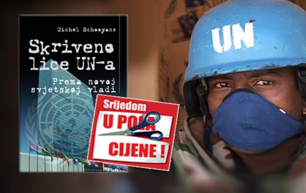 """""""Skriveno lice UN-a"""" 24. lipnja u pola cijene u Verbumu"""