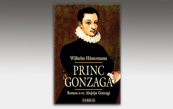 Predstavljen roman o sv. Alojziju Gonzagi