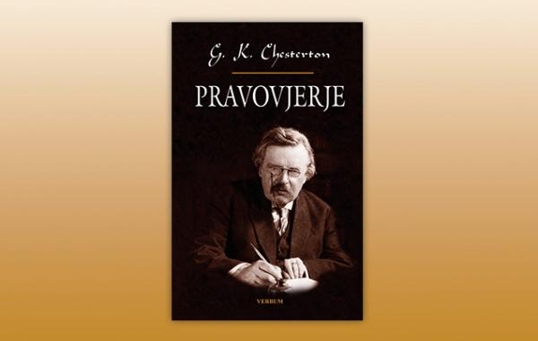 """Predstavljena knjiga """"Pravovjerje"""" G. K. Chestertona"""