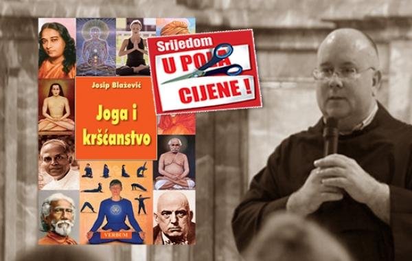 """""""Joga i kršćanstvo"""" 16. rujna u pola cijene u Verbumu"""