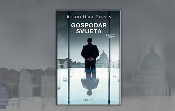 """Novo izdanje romana """"Gospodar svijeta"""" početkom listopada"""