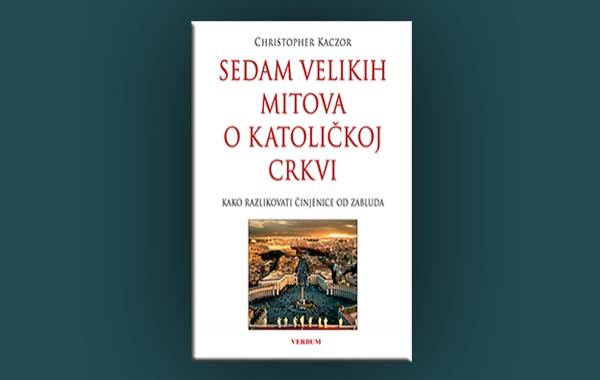 """Predstavljena knjiga  """"Sedam velikih mitova o Katoličkoj Crkvi"""""""