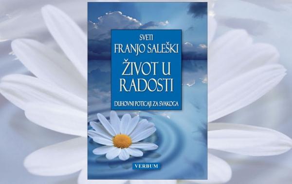 """Predstavljena knjiga """"Život u radosti"""" sv. Franje Saleškog"""