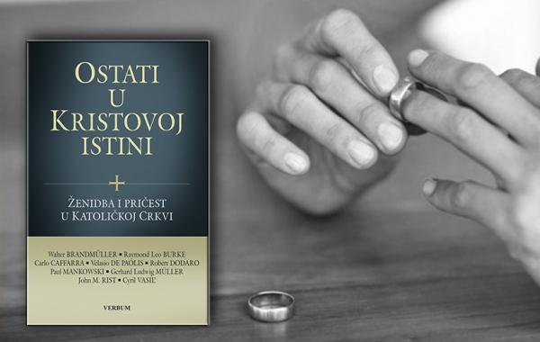 """Predstavljena knjiga o braku u Katoličkoj Crkvi pod nazivom """"Ostati u Kristovoj istini"""""""