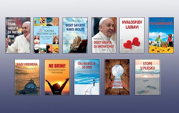 Predstavljene inspirativne knjižice s kombinacijom poticajnih misli i fotografija