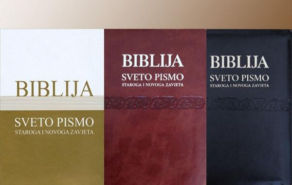 Objavljena prva hrvatska džepna Biblija