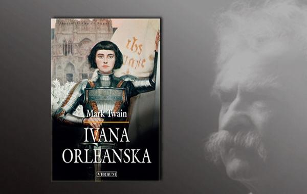 "Predstavljen roman Marka Twaina ""Ivana Orleanska"""