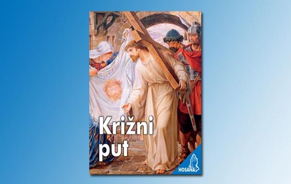 Novo izdanje u biblioteci Hosana - Križni put