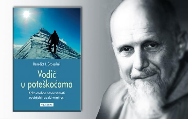 """Predstavljena knjiga poznatog duhovnika o. Benedicta Groeschela  """"Vodič u poteškoćama"""""""