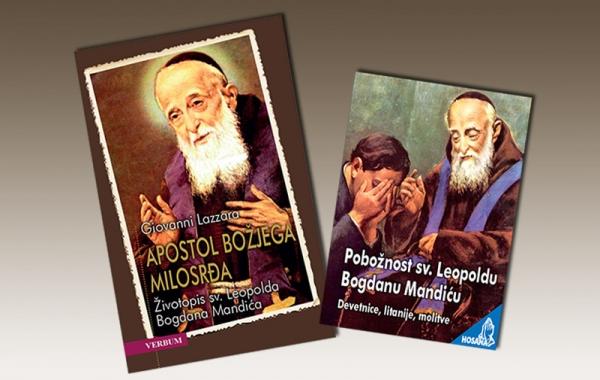 Predstavljena nova izdanja o sv. Leopoldu Bogdanu Mandiću