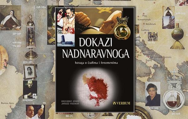 """Predstavljena knjiga o čudima i fenomenima """"Dokazi nadnaravnoga"""""""