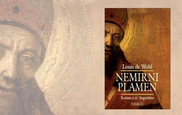 """Predstavljen novi roman Louisa de Wohla """"Nemirni plamen"""""""