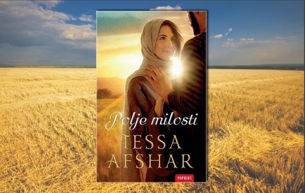 """Predstavljen novi roman autorice hit-knjige """"Biser u pijesku"""" - ljubavna priča o Ruti u romanu """"Polje milosti"""""""