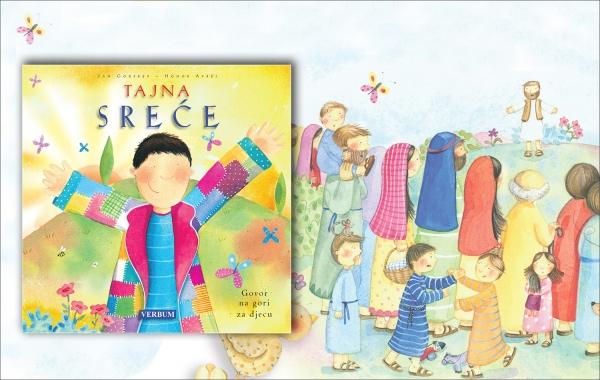 """Predstavljena ilustrirana knjiga za djecu """"Tajna sreće"""""""