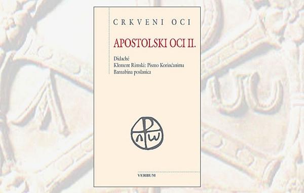 """Na konferenciji za medije predstavljena knjiga """"Apostolski oci II."""""""